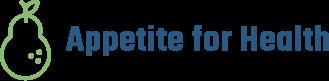 Appetite for health logo